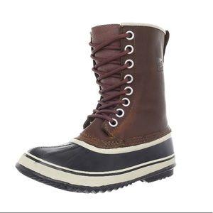 Sorel 1964 Premium Leather Waterproof Boots